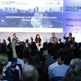 Smart City Expo Curitiba (Brazil)