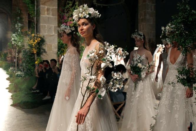 Valmont Bridal Fashion Week