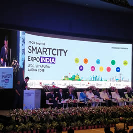 Smart City Expo India (Jaipur, Índia)