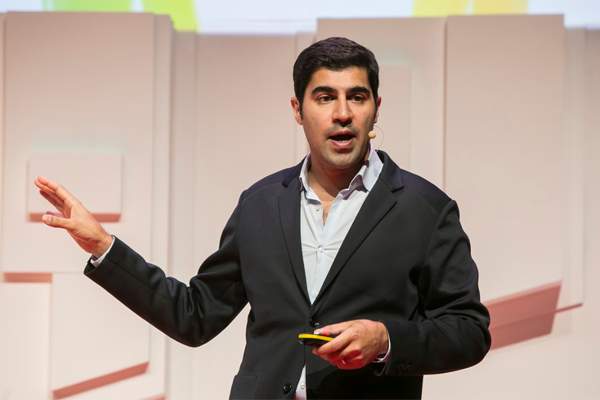 Experts Parag Khanna, Saskia Sassen, Carlo Ratti and Sameh Wabah, keynotes at Smart City Live