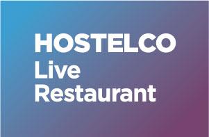 HOSTELCO Live Restaurant