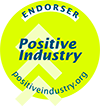 Endorser Positive Industry