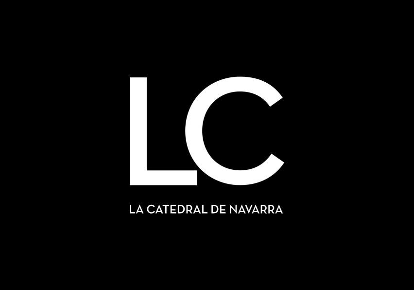 Logotipo La Catedral de Navarra