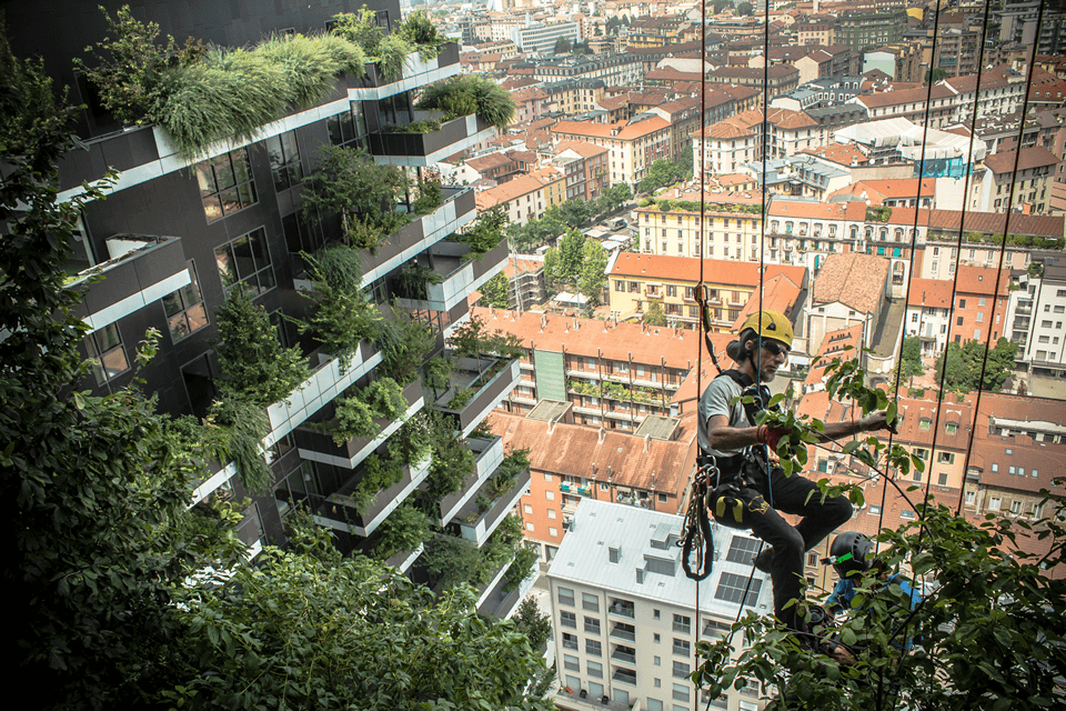 Bosco Verticale (Stefano Boeri Architetti) © Laura Cionci