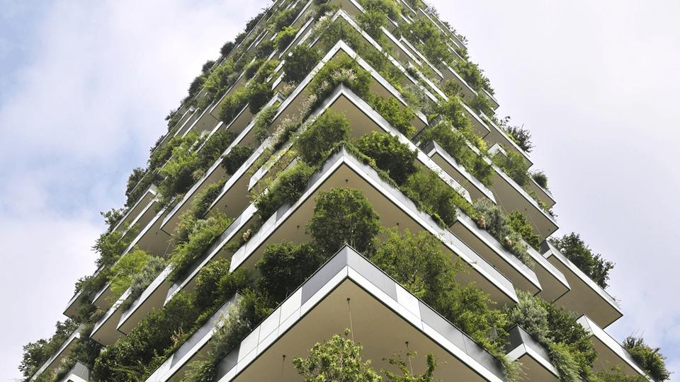 Bosco Verticale (Stefano Boeri Architetti) © Paolo Rosselli