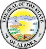 The Seal of the State of Alaska