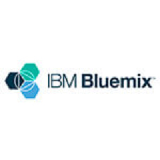 IBM Bluemix logo
