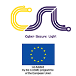 Cyber Secure Light Logo