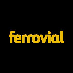 Ferrovial Logo
